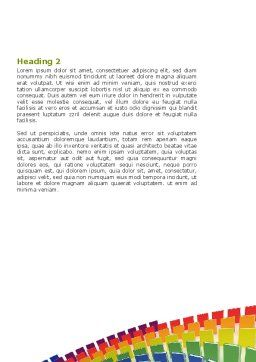 Book Publishing Word Template, Second Inner Page, 05647, Education & Training — PoweredTemplate.com