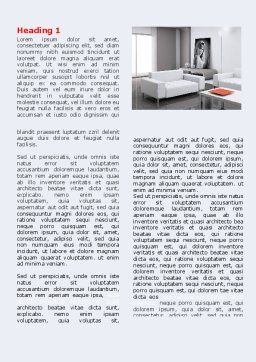 Interior Design Of Living Room Word Template First Inner Page