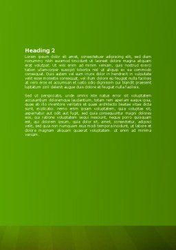 Homoeopathy Word Template, Second Inner Page, 06972, Nature & Environment — PoweredTemplate.com