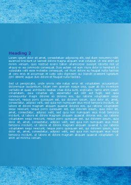 Getting Better Word Template, Second Inner Page, 07179, Business Concepts — PoweredTemplate.com