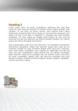 Building Foundation Word Template Second Inner Page