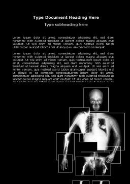 Radiograph Word Template Cover Page