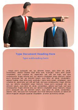 Superior Word Template, Cover Page, 07616, Consulting — PoweredTemplate.com