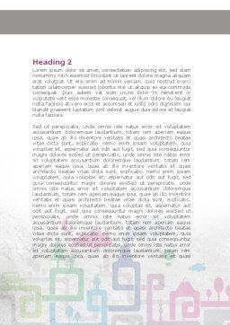 Production Cycle Word Template Second Inner Page