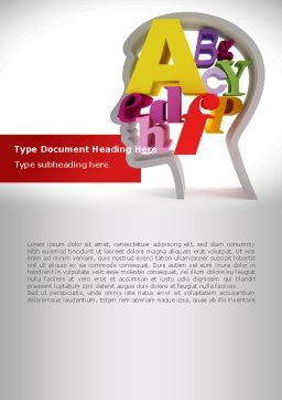 Head Full Word Template Cover Page