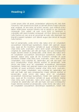 Building Calendar Word Template, Second Inner Page, 08380, Construction — PoweredTemplate.com