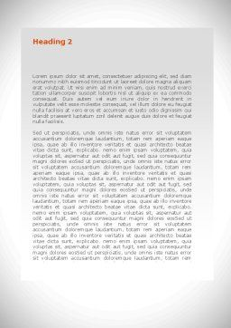Healthy Diet Word Template, Second Inner Page, 08383, Careers/Industry — PoweredTemplate.com