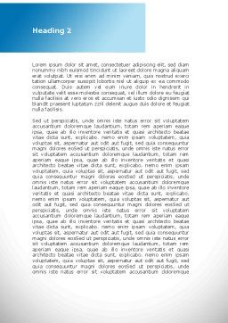MLM Leader Word Template Second Inner Page