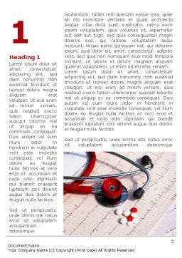 Cardiopharmacololgy Word Template First Inner Page