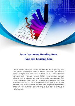 Diagram Analysis Word Template, Cover Page, 08770, Consulting — PoweredTemplate.com