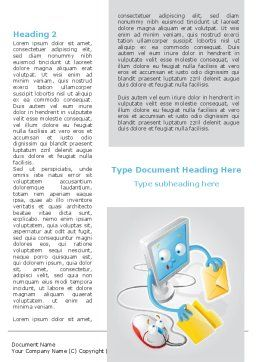 Via E-mail Word Template First Inner Page