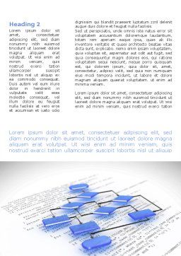 Bossy Flowchart Word Template, First Inner Page, 08880, Business — PoweredTemplate.com
