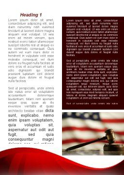 Justice and Court Word Template, First Inner Page, 08943, Legal — PoweredTemplate.com