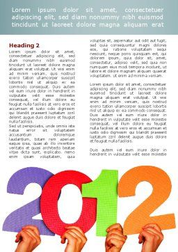 2012 Word Template, First Inner Page, 08946, Holiday/Special Occasion — PoweredTemplate.com