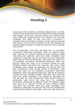 Cashpoint Word Template Second Inner Page
