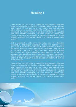 Futuristic Lounge Word Template, Second Inner Page, 09620, Construction — PoweredTemplate.com