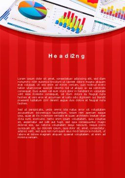 Various Diagrams Word Template Second Inner Page
