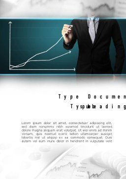 Business School Word Template, Cover Page, 10868, Education & Training — PoweredTemplate.com