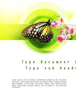 Environmental Due Diligence Word Template, Cover Page, 10926, Nature & Environment — PoweredTemplate.com