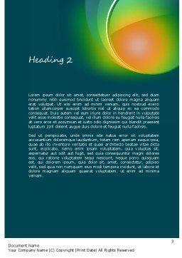 Rainbow Bridge Word Template Second Inner Page