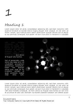 Web Structure Word Template, First Inner Page, 11324, Technology, Science & Computers — PoweredTemplate.com