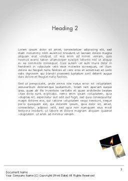Ideation Word Template Second Inner Page