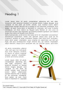 Environmental Target Word Template First Inner Page