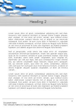Managing Arrow Word Template Second Inner Page