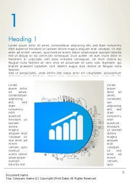 Growing Skills Word Template First Inner Page
