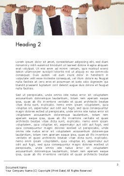 Coaching and Mentoring Concept Word Template Second Inner Page