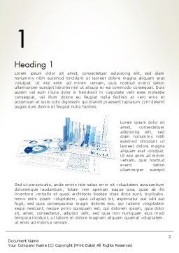 Analyze Market Report Word Template, First Inner Page, 13493, Consulting — PoweredTemplate.com
