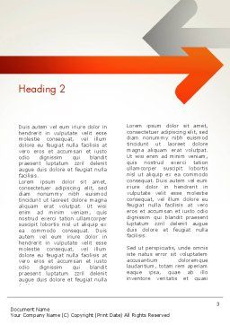 Systems Integration Word Template, Second Inner Page, 13523, Consulting — PoweredTemplate.com
