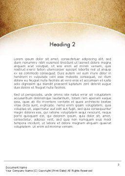 Digital Addiction Word Template, Second Inner Page, 13630, Telecommunication — PoweredTemplate.com