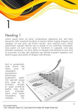 Pricing Analytics Word Template First Inner Page