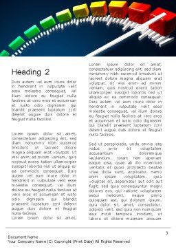 Speed of Inflation Word Template Second Inner Page