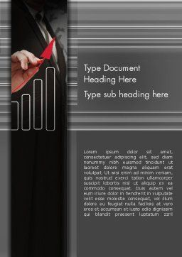 Business Approach Word Template, Cover Page, 13757, Consulting — PoweredTemplate.com