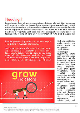 SEO Analysis Concept Word Template, First Inner Page, 14321, Careers/Industry — PoweredTemplate.com