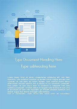 Modèle Word De Développement Web Mobile