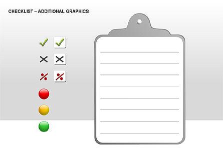 Checklist Collection, Slide 15, 00009, Text Boxes — PoweredTemplate.com