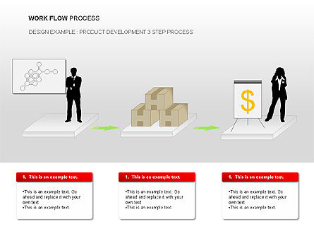 Process Diagrams: Workflow Process Chart #00013