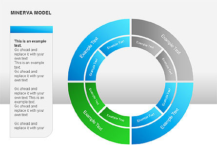 Minerva Model, Slide 2, 00015, Business Models — PoweredTemplate.com