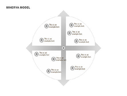 Minerva Model, Slide 4, 00015, Business Models — PoweredTemplate.com