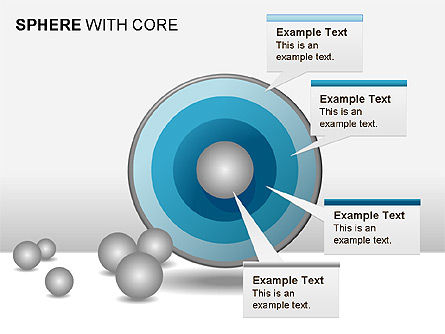 Spheres with Core Collection Slide 4