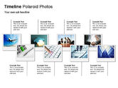 Timeline Polaroid Photos Diagram#2