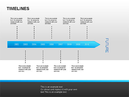 Timeline Diagrams Slide 2