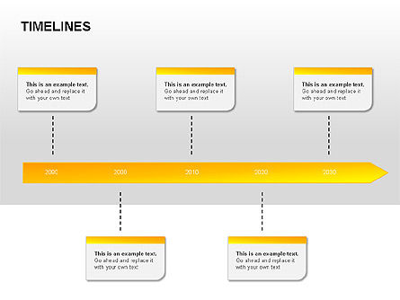 Timeline Diagrams Slide 3