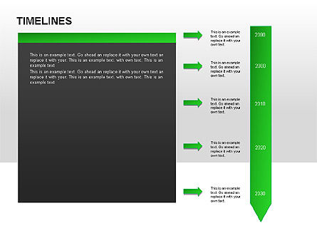 Timeline Diagrams Slide 4