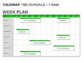 Green Calendar#5