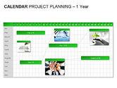 Green Calendar#8
