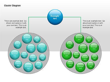 Cluster Diagram - Presentation Template for Google Slides ...